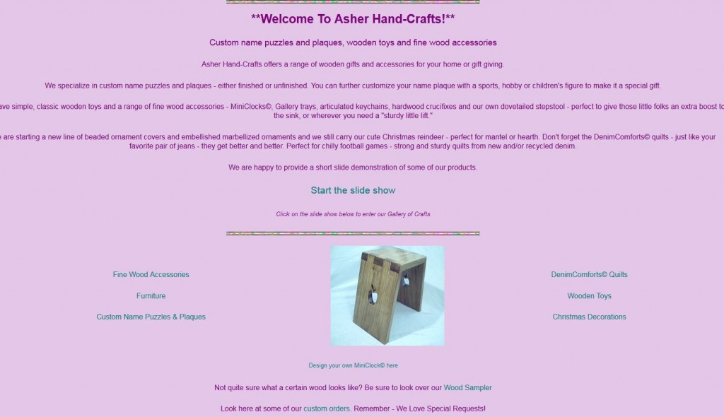 Asherwoodcrafts