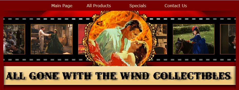 Gone with the wind collectables