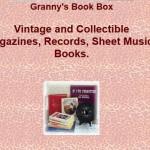 Grannys Book Box