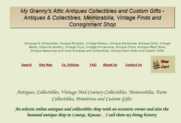 My Grannys Attic Antiques