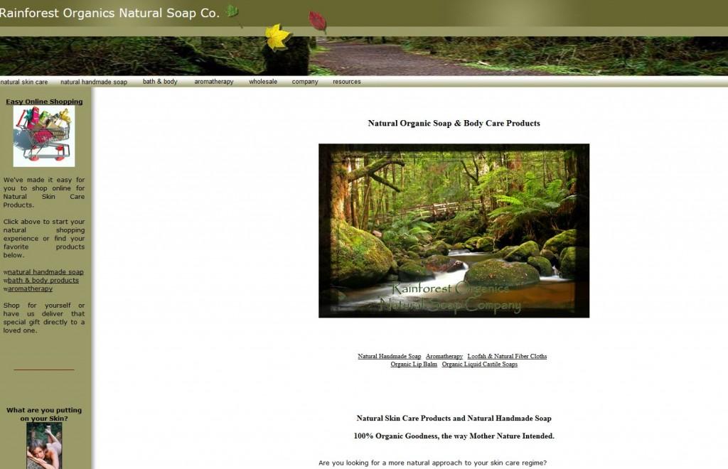 rainforestorganics