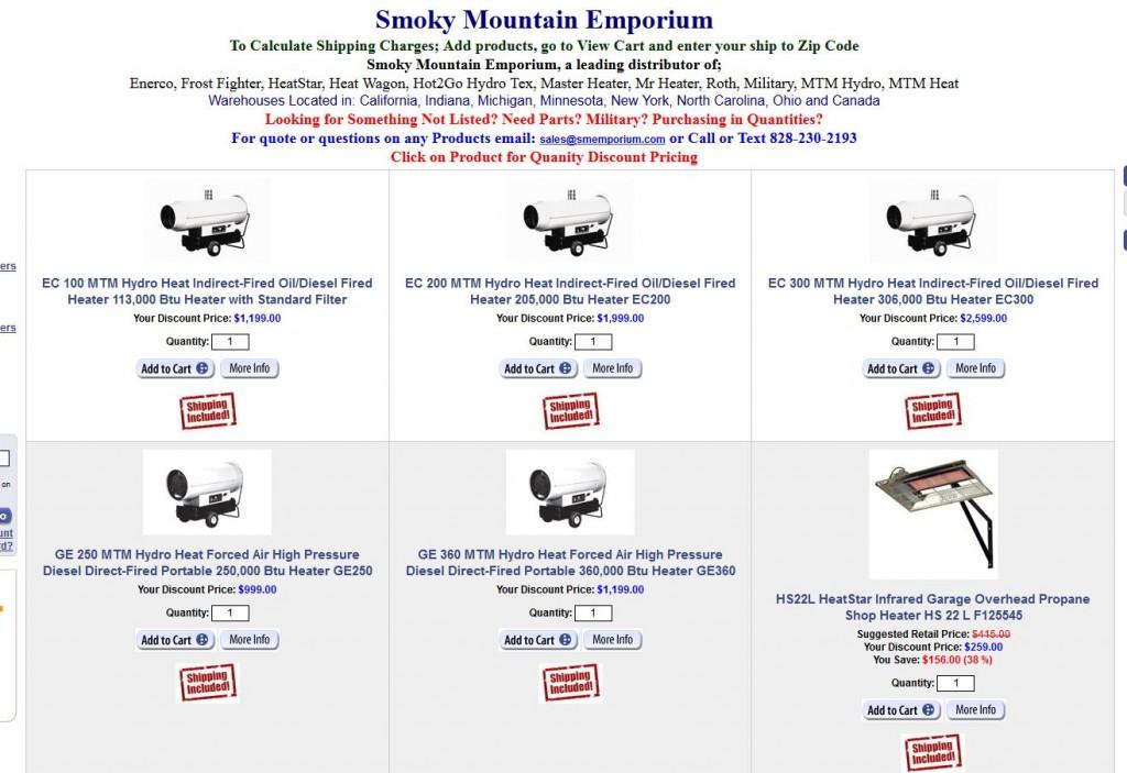Smokey Market Emporium