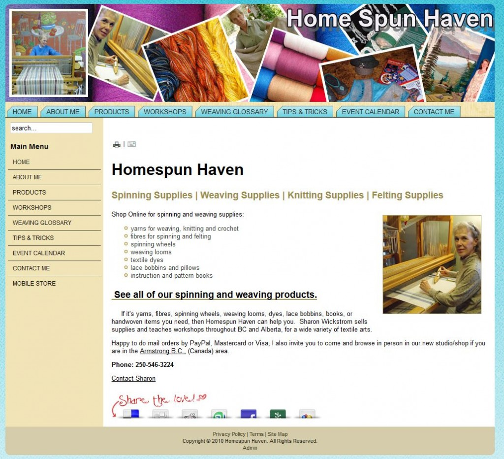 home spun haven