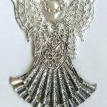 Rosemary Angel Pins